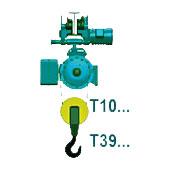 Тельфер исполнение Т10 Т39